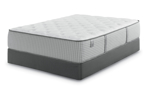 Luxury 13-inch tight top hybrid mattress with gel memory foam and wrapped coils