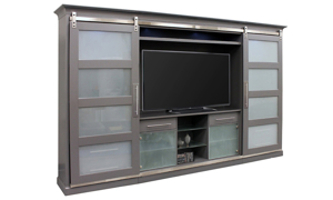 Parker House Cascade Entertainment Wall Unit