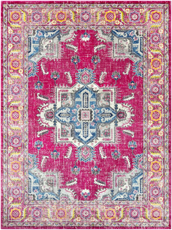 "Picture of Surya Aura Silk ASK-2312, 7'10"" x 10'3"
