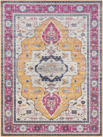 "Picture of Surya Aura Silk ASK-2323, 7'10"" x 10'3"