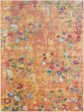 "Picture of Surya Aura Silk ASK-2333, 7'10"" x 10'3"