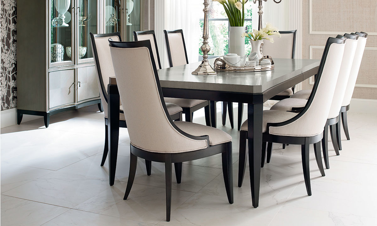 Legacy Classic Symphony 7 Piece Dining Set The Dump Luxe Furniture Outlet