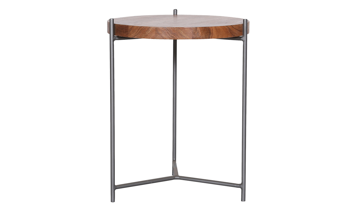 Artesia Home Sweet Pea Side Table