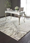 Picture of Prismatic PRS05 Silver Cloud Area Rugs
