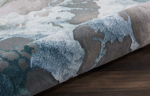 Picture of Prismatic PRS14 Grey & Slate Area Rugs