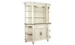 Riverside Furniture Coventry Hutch and Server