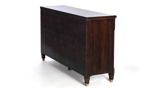 Valley View Walnut 8-Drawer Dresser