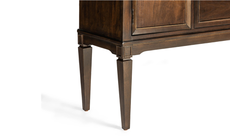 Valley View Walnut Sideboard