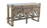 Pink City Ryka Console Table