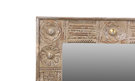 Pink City Saloni Mirror