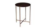 Pink City Pahal Iron Accent Table
