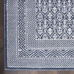 Picture of Palermo PMR01 Blue & Grey Area Rugs