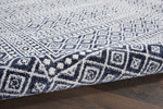 Picture of Palermo PMR04 Navy & Grey Area Rugs