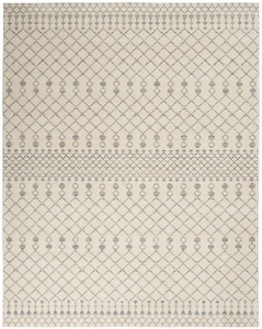 Picture of Palermo PMR03 Beige & Grey Area Rugs