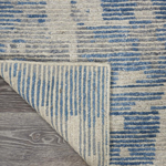Picture of Ellora ELL01 Blue Area Rugs