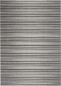 Picture of Key Largo KLG01 Dark Grey Indoor Outdoor Area Rugs