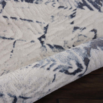 Picture of Urban Decor URD02 Ivory/Blue