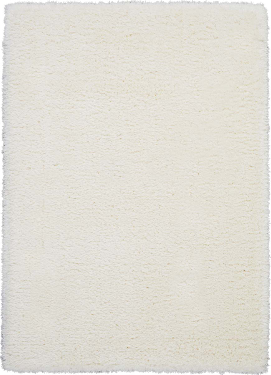 Picture of Luxe Shag LXS01 Ivory Area Rugs