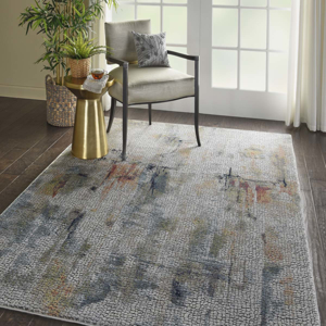 Picture of Ankara Global ANR09 Ivory & Multicolor Area Rugs