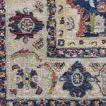 Picture of Ankara Global ANR13 Navy & Multicolor Area Rugs