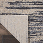 Picture of Kathy Ireland Home Moroccan Celebration KI387 Blue & Beige Area Rugs