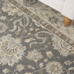 Picture of Living Treasures LI16 Grey & Ivory Area Rugs
