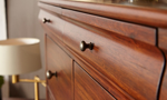 Louis Philippe French Classic Mahogany Chest