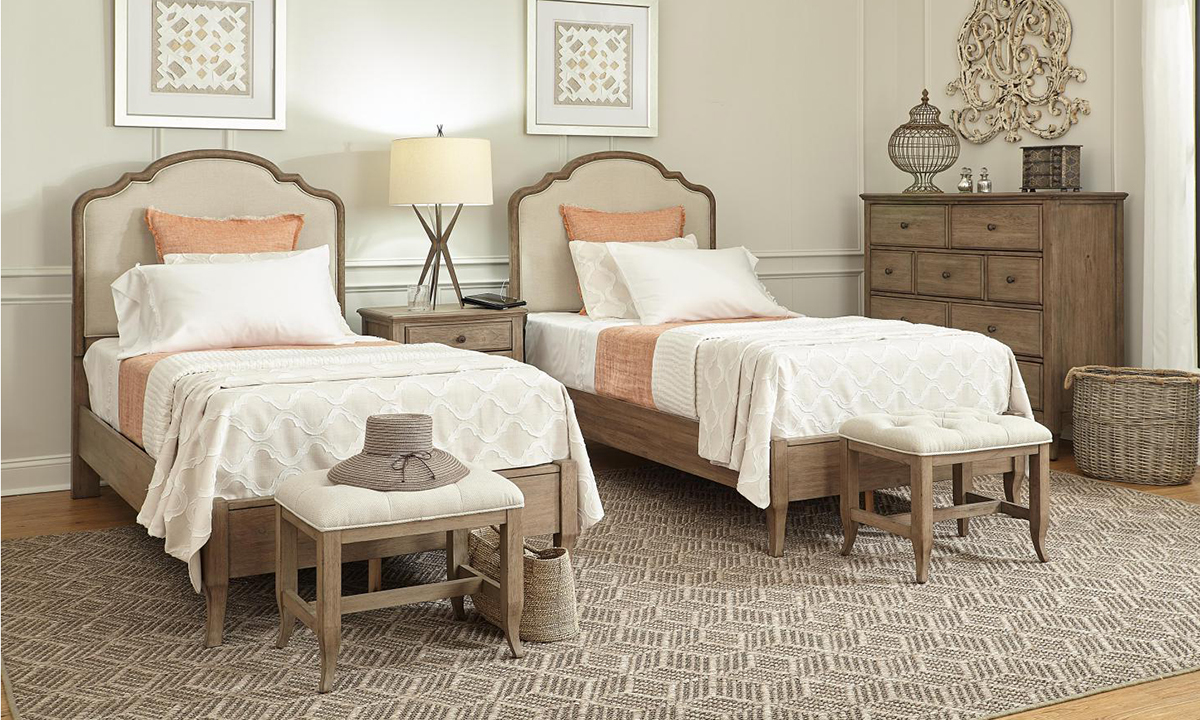 aspenhome Provence Youth Bedroom Set
