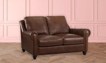Bolero Leather Loveseat