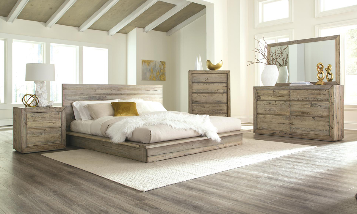 Picture of: Cambria Contemporary Bedroom Sets The Dump Luxe Furniture Outlet