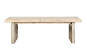 Cambria Contemporary Rectangular Cocktail Table