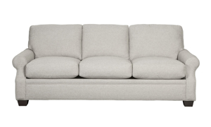 Carolina Custom Larkspur Sofa Flax