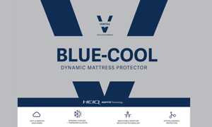 VERITAS Blue-Cool Mattress Protectors