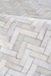 Picture of Mosaic Leather 4055 Ivory
