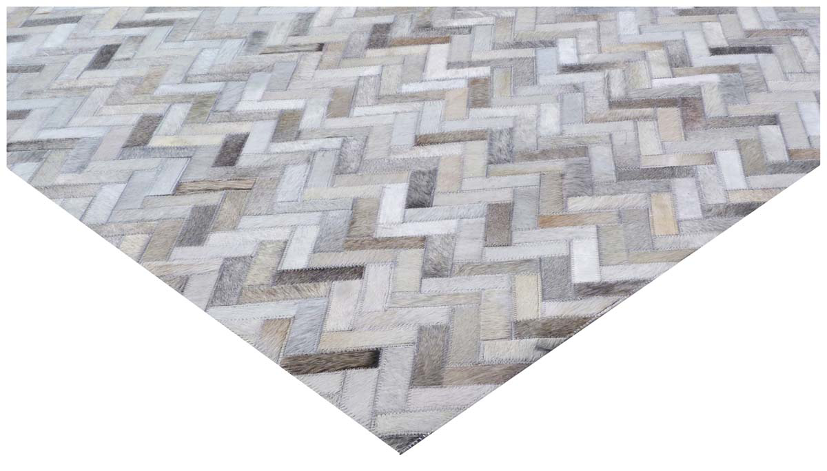Picture of Mosaic Leather 4056 Silver