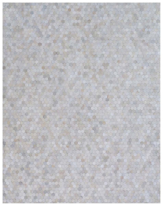 Picture of Mosaic Leather 4058 Ivory