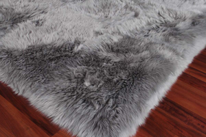 Picture of Sheepskin 3842 Grey