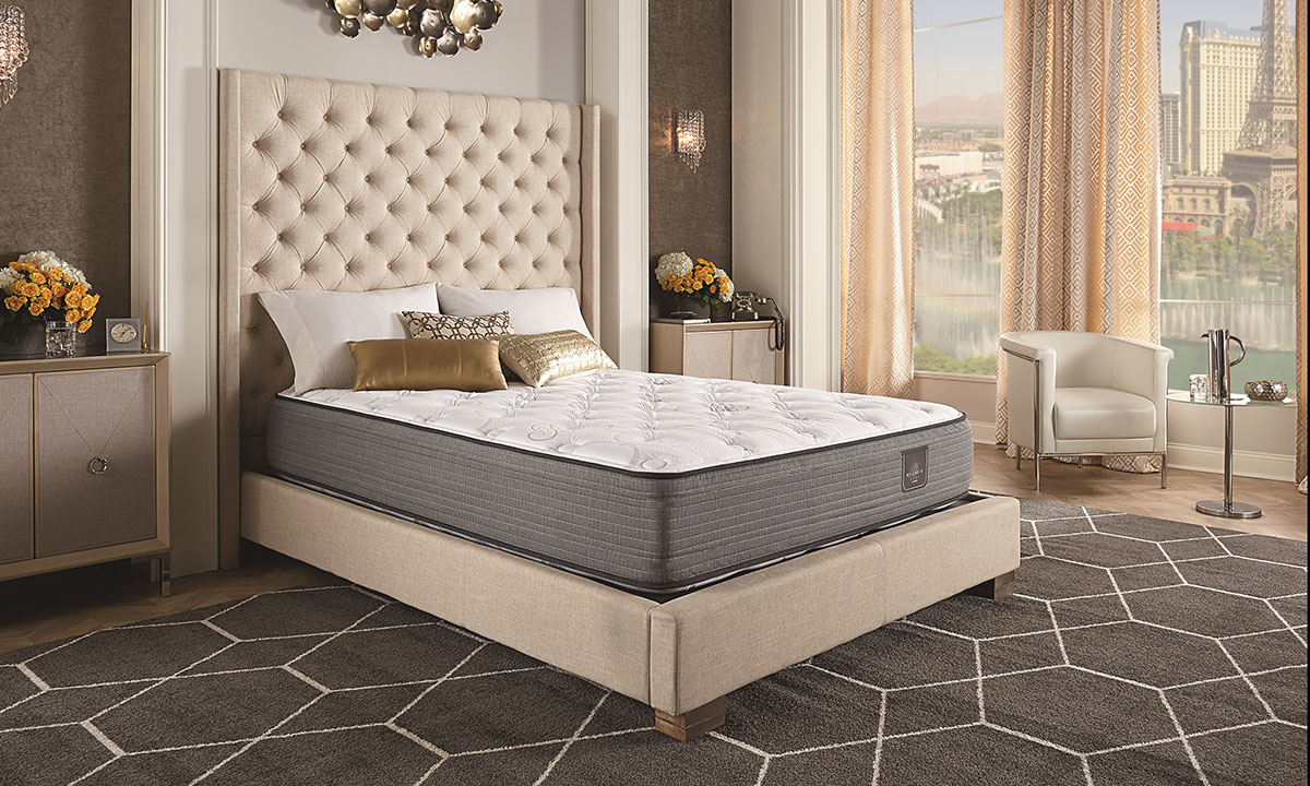 """Serta® Bellagio® Luxe Firm Two-Sided 14"""" Mattresses"""