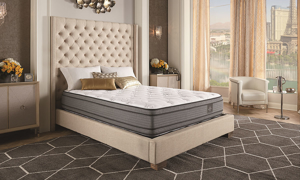 """Serta® Bellagio® Luxe Pillow Top Two-Sided 14"""" Mattresses"""