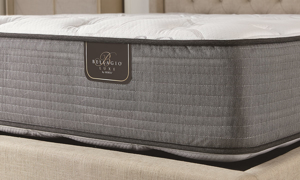 "Serta® Bellagio® Luxe Firm 14"" Mattress & Wireless Power Adjustable Base"