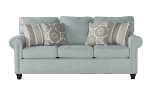 Conversation Capri Spa Blue Sofa