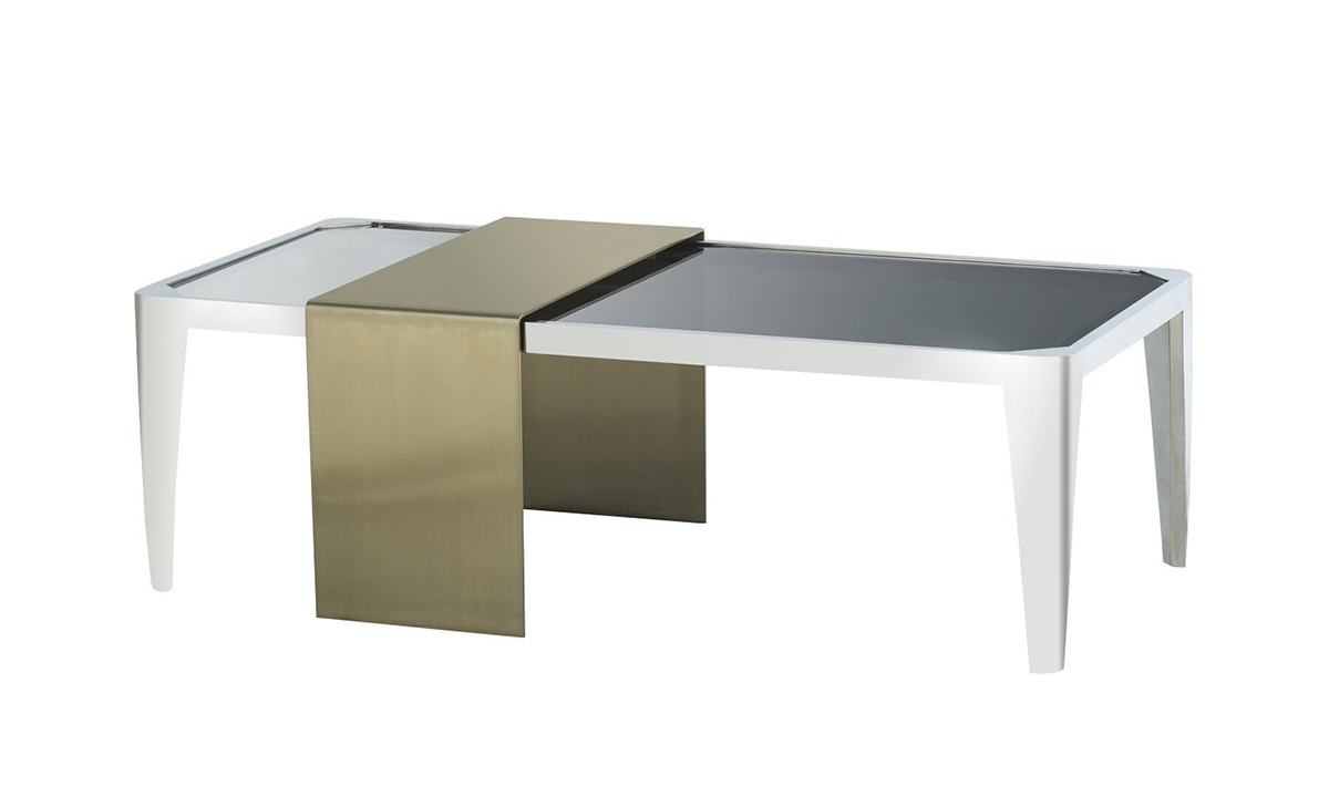 Kelly Hoppen Nesting Cocktail Table Set