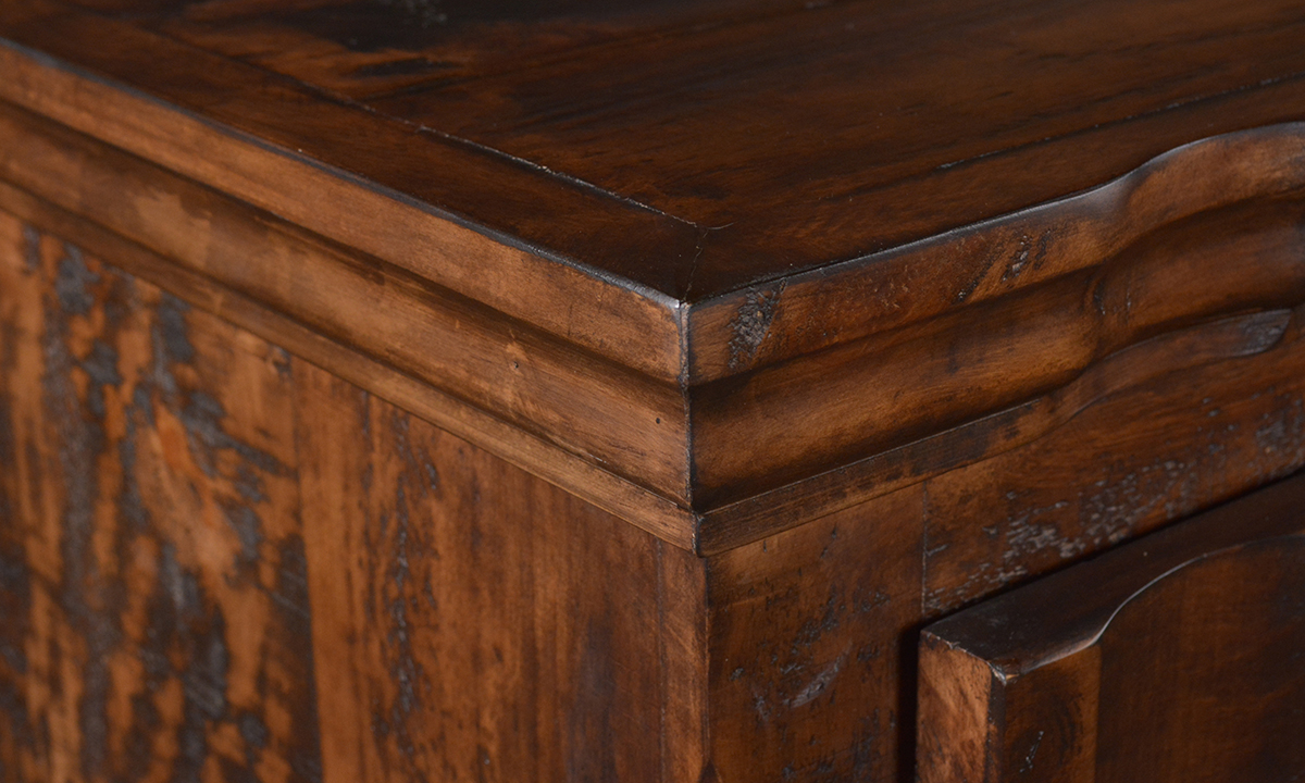 Horizon Home San Miguel Solid Pine 5-Drawer Chest