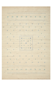 Samantha Snow, Hand Knotted Area Rug