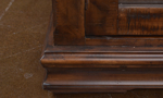 San Miguel 72-Inch Brown Solid Pine Entertainment Console