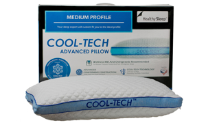 Healthy Sleep™ Cool-Tech Advanced Pillows