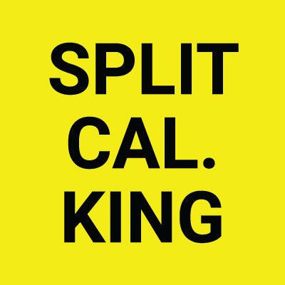 Split California King