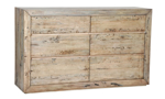 Cambria Contemporary 6-Drawer Dresser