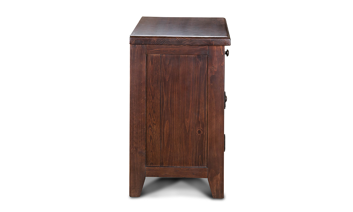 Modus Plantation Island Pine 2-Drawer Nightstand