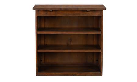 A-America Aberdeen Brown Modular Open Shelf Unit